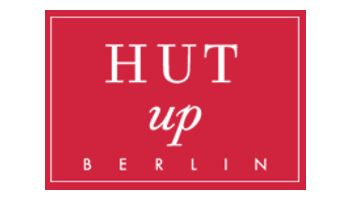 HUT up BERLIN Logo