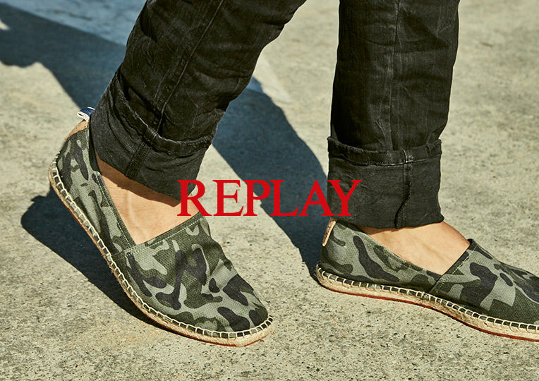 REPLAY FOOTWEAR (Image 5)