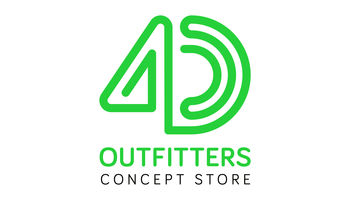 4D OUTFITTERS Concept Store Logo