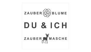 Zaubermasche Zauberblume Du&Ich Logo