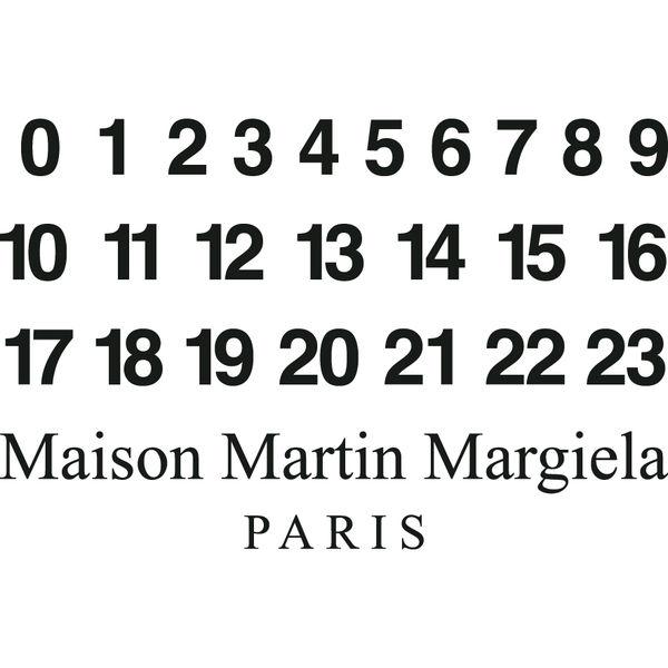 Maison Margiela Lunettes Logo