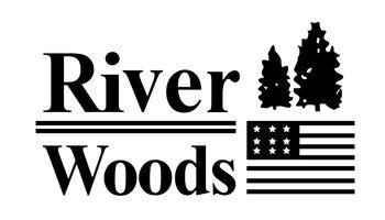 River Woods Logo