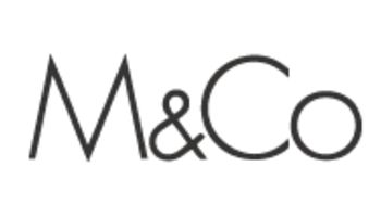 M&Co Logo