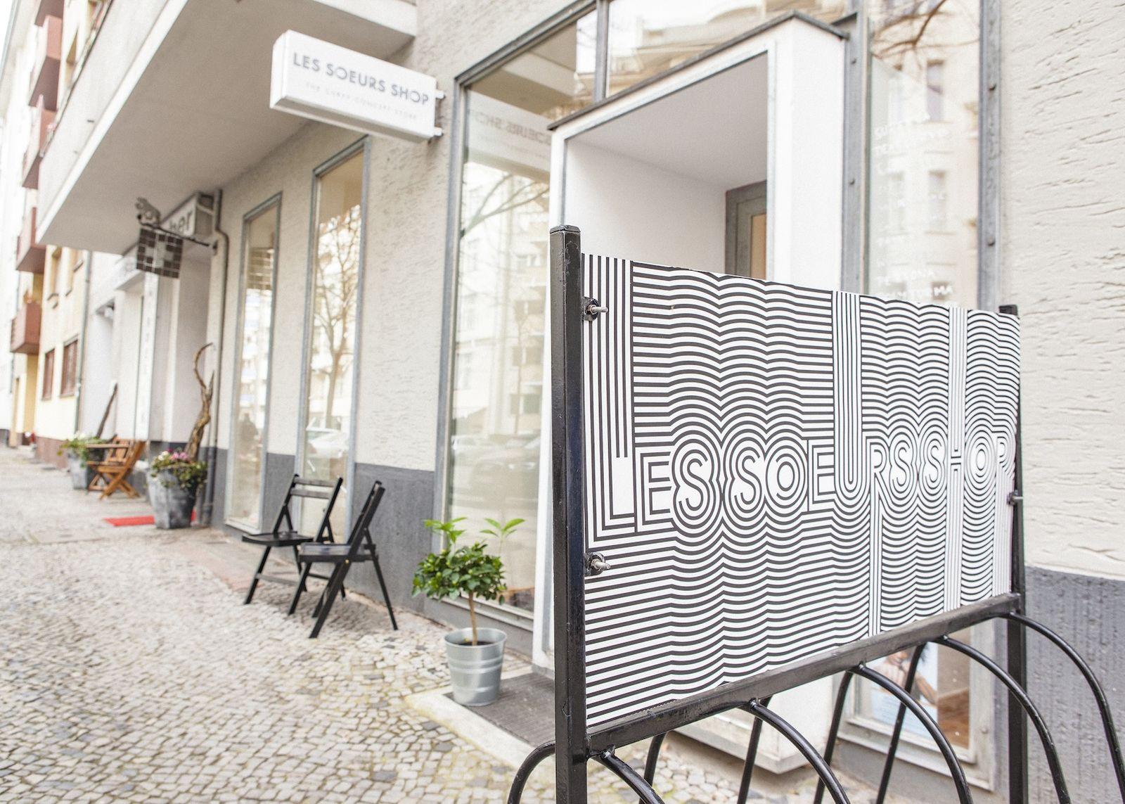Les Soeurs Shop - The Curvy Concept Store in Berlin (Bild 8)