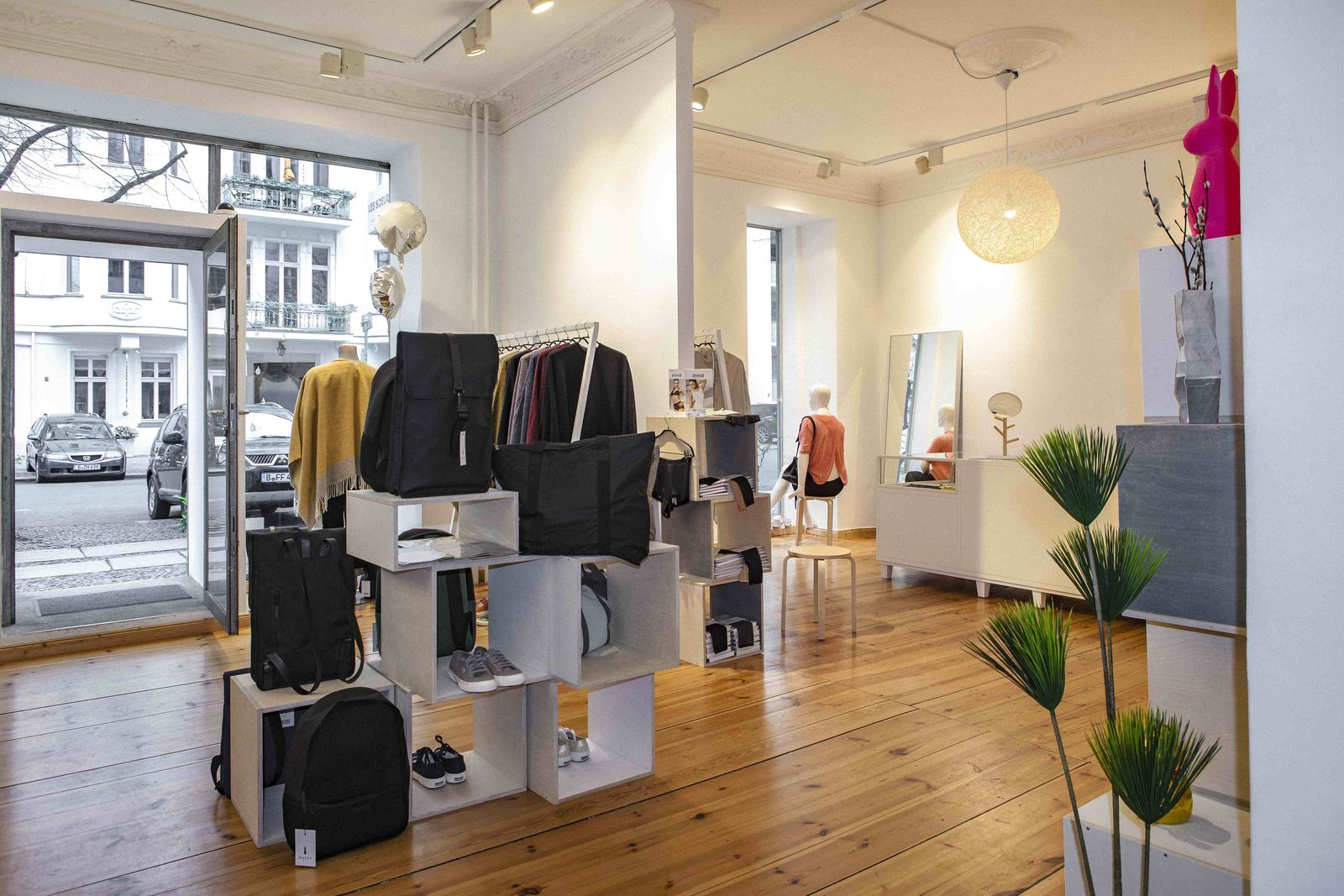 Les Soeurs Shop - The Curvy Concept Store in Berlin (Bild 3)