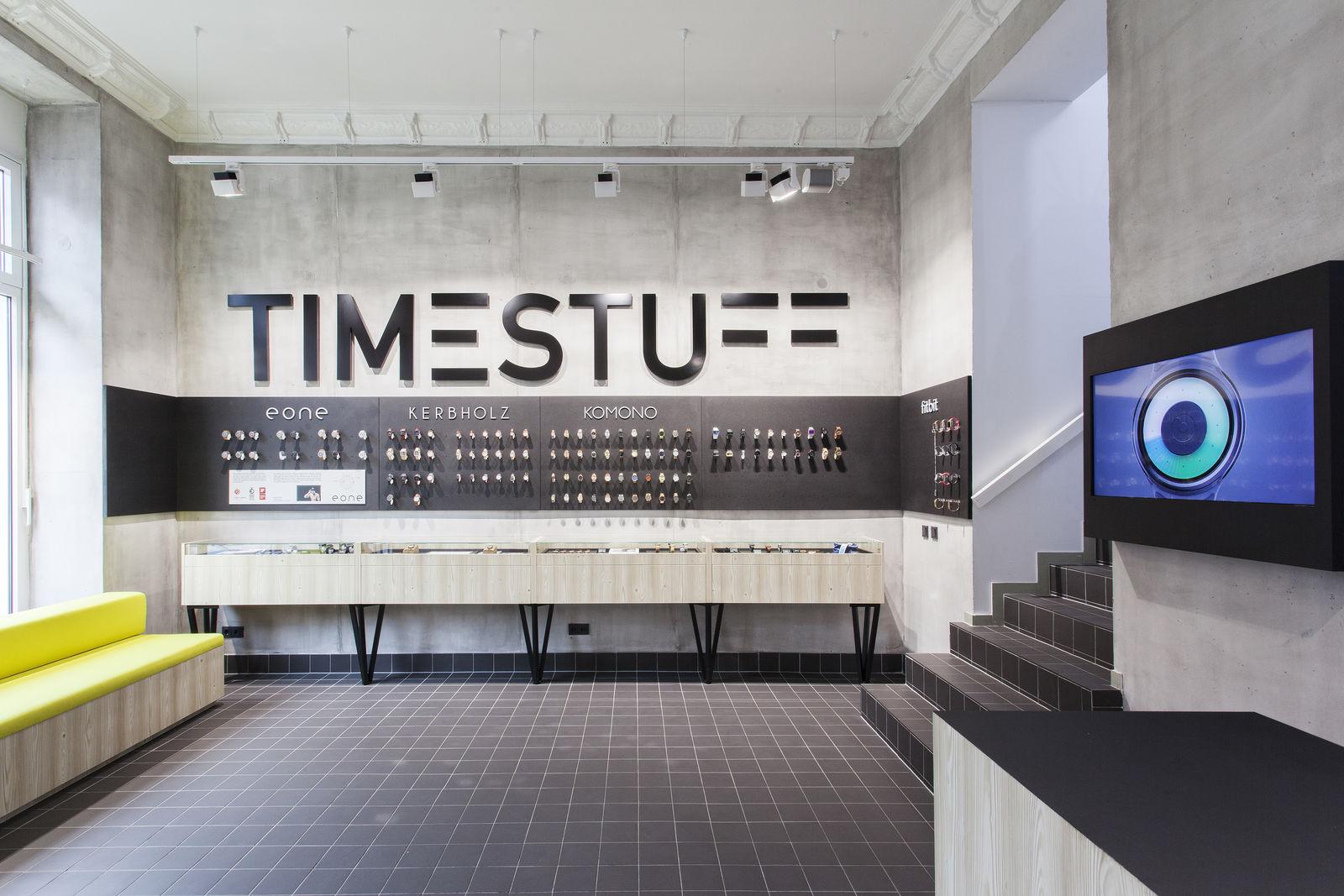 TIMESTUFF in Berlin (Bild 1)