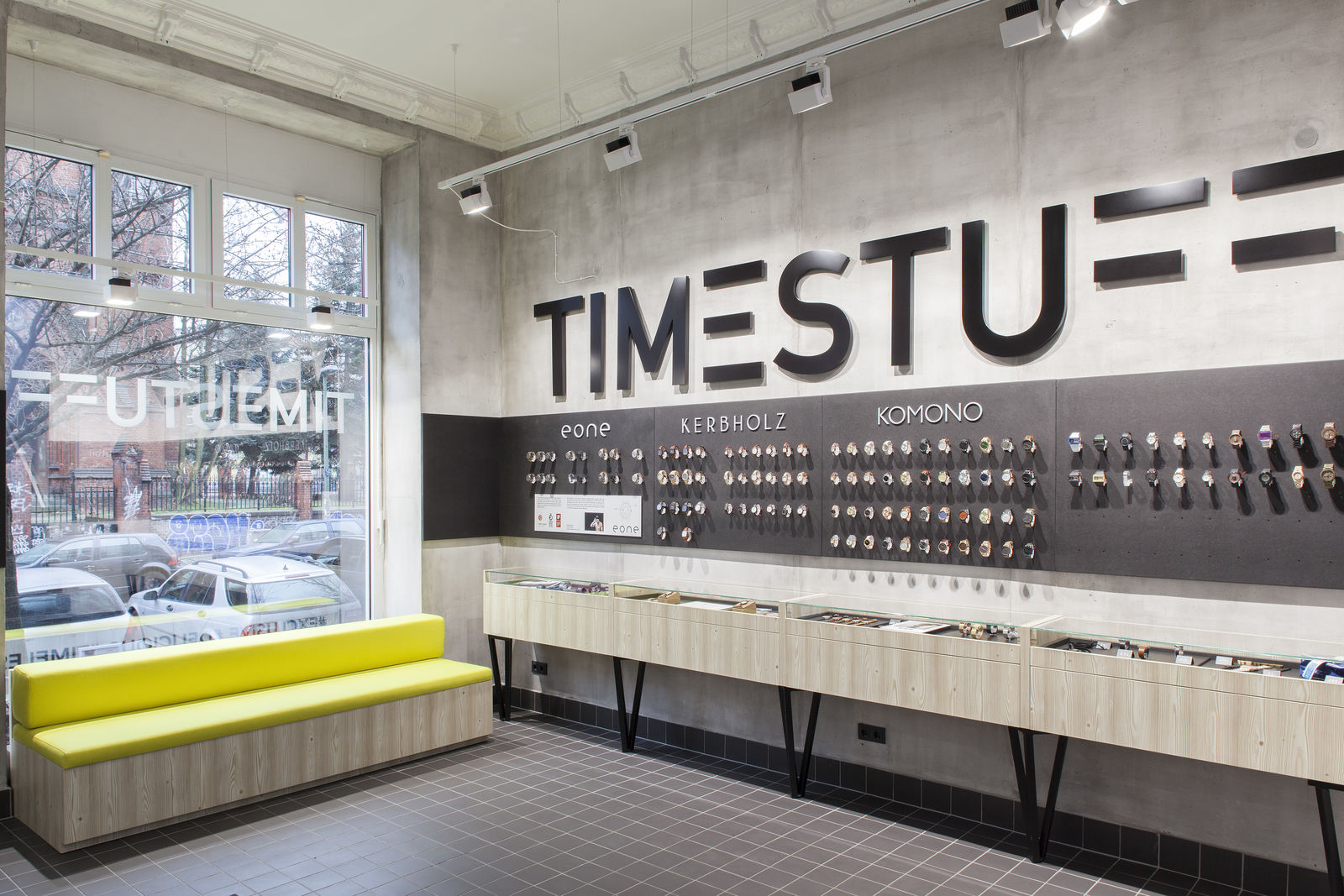 TIMESTUFF in Berlin (Bild 2)