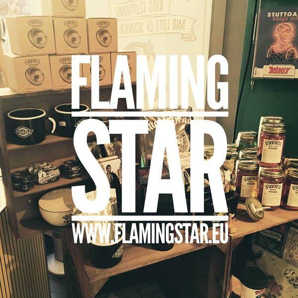 Flaming Star Logo