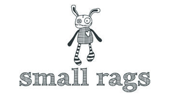 SMALL RAGS Logo
