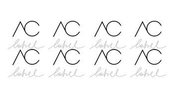 AC label Logo