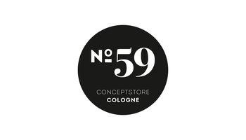 No59 Conceptstore Cologne Logo
