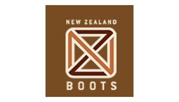 New Zealand Boots Logo