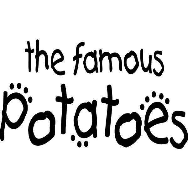 The Famous Potatoes Logo