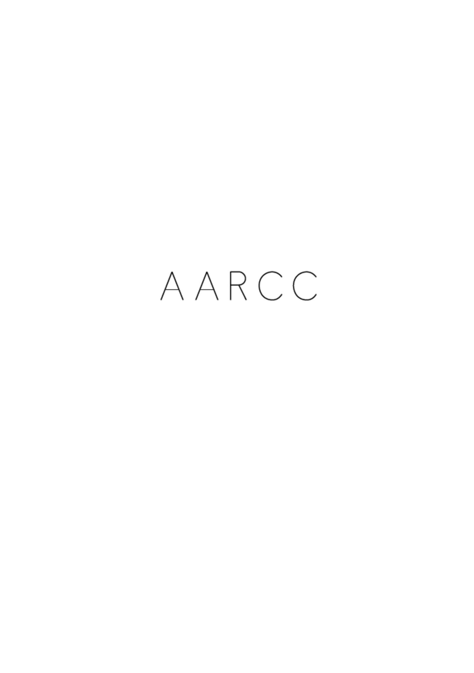 The Aarcc