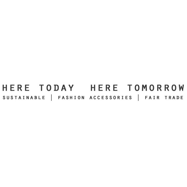 HERE TODAY HERE TOMORROW Logo