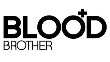 BLOOD BROTHER Logo