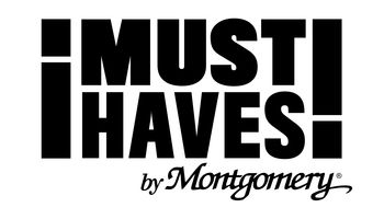 Must Haves by Montgomery® Logo