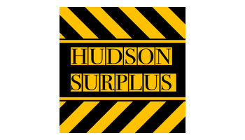 Hudson Surplus Logo