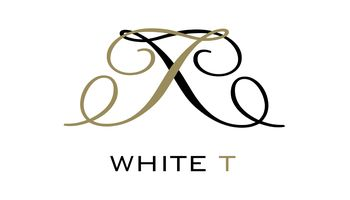 WHITE T Logo