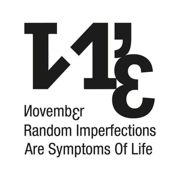 Novemb3r Logo