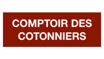 COMPTOIR DES COTONNIERS Logo