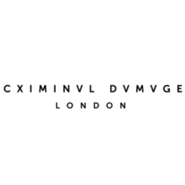 CRIMINAL DAMAGE Logo