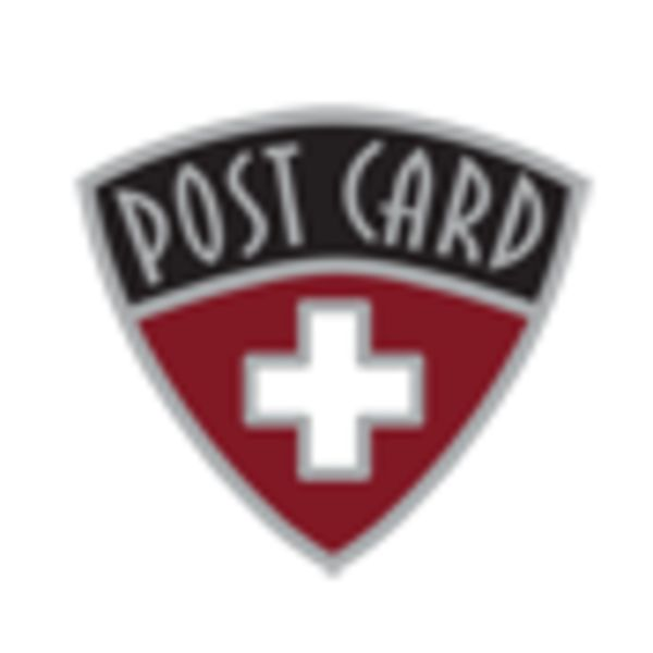 POST CARD Logo
