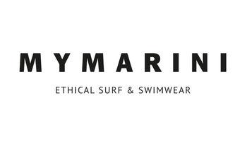 MYMARINI Logo