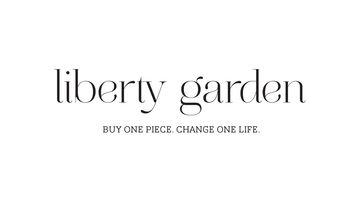 liberty garden Logo
