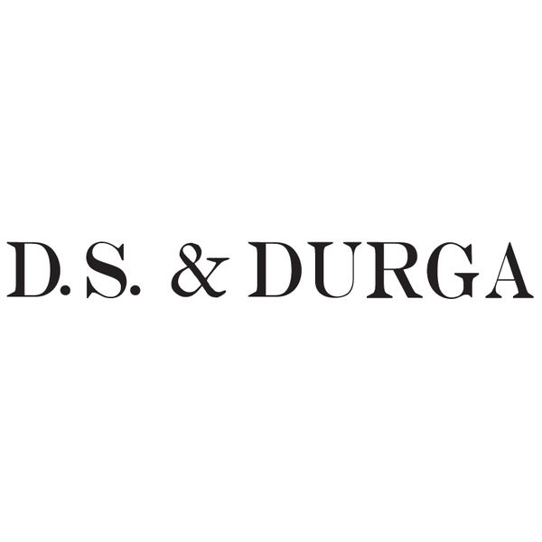D.S. & DURGA Logo