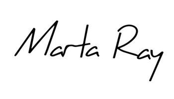 Marta Ray Logo