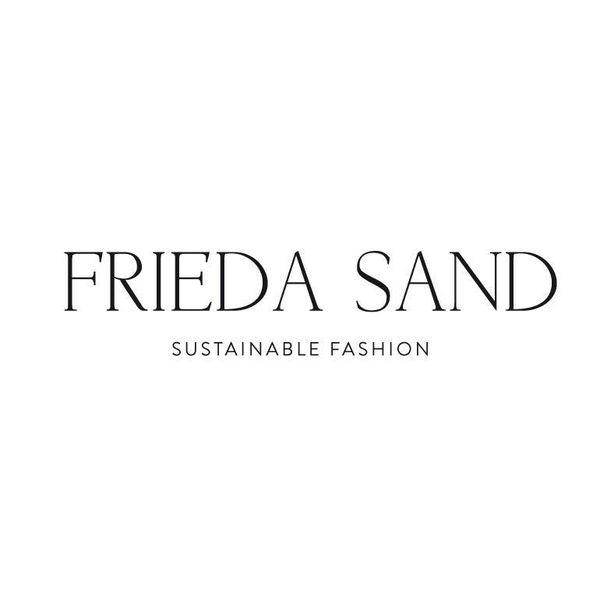 FRIEDA SAND Logo