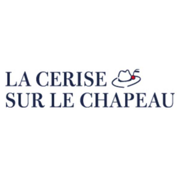 LA CERISE SUR LE CHAPEAU Logo