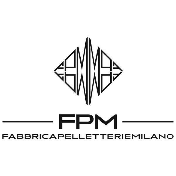 FPM - Fabbrica Pelletterie Milano Logo