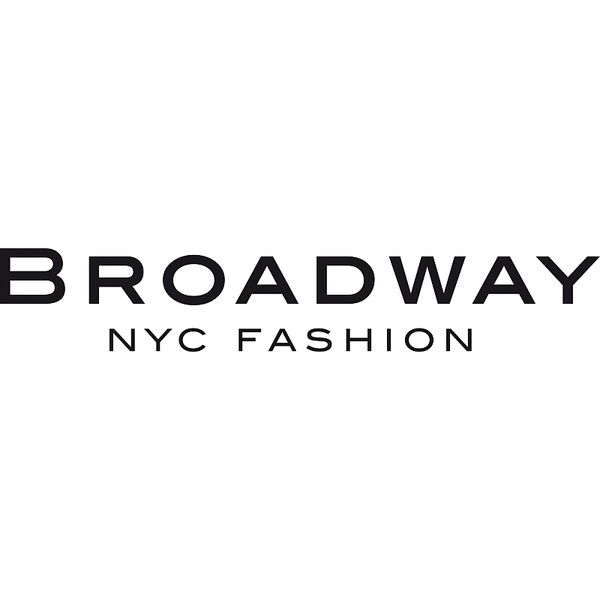 BROADWAY NYC FASHION Logo