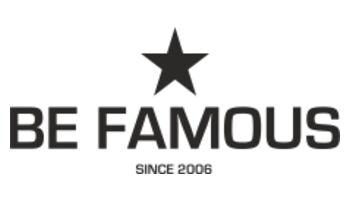Be Famous Logo
