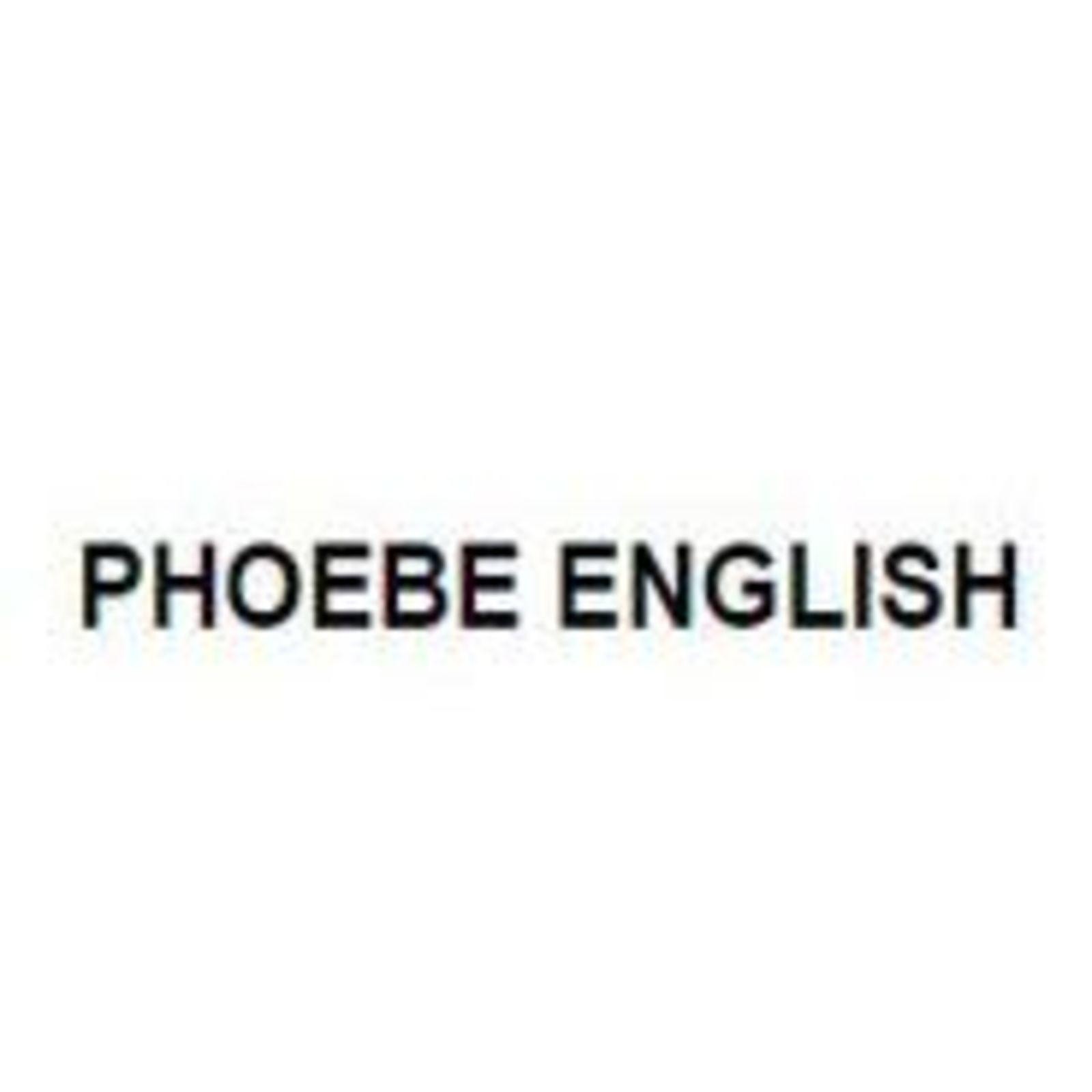 PHOEBE ENGLISH