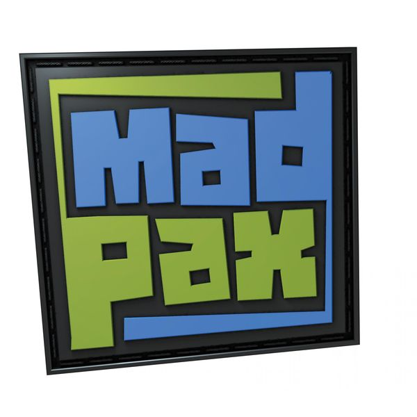 Mad Pax Logo