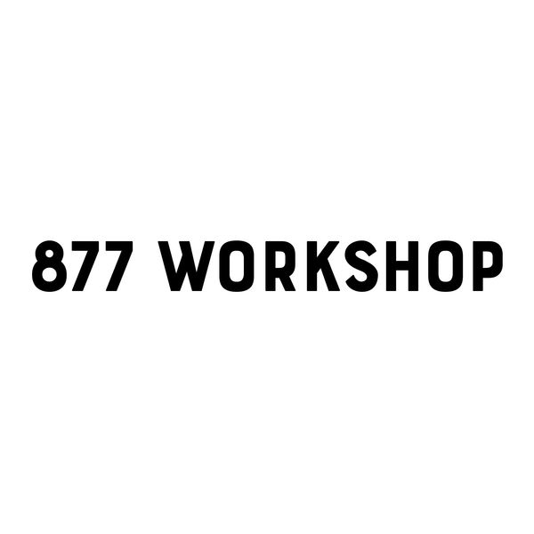 877 Workshop Logo