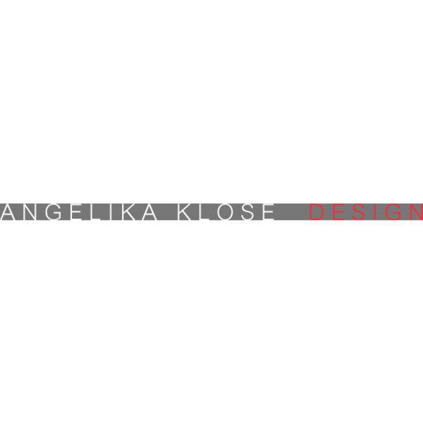 ANGELIKA KLOSE DESIGN Logo