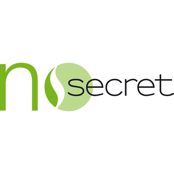 NO SECRET Logo
