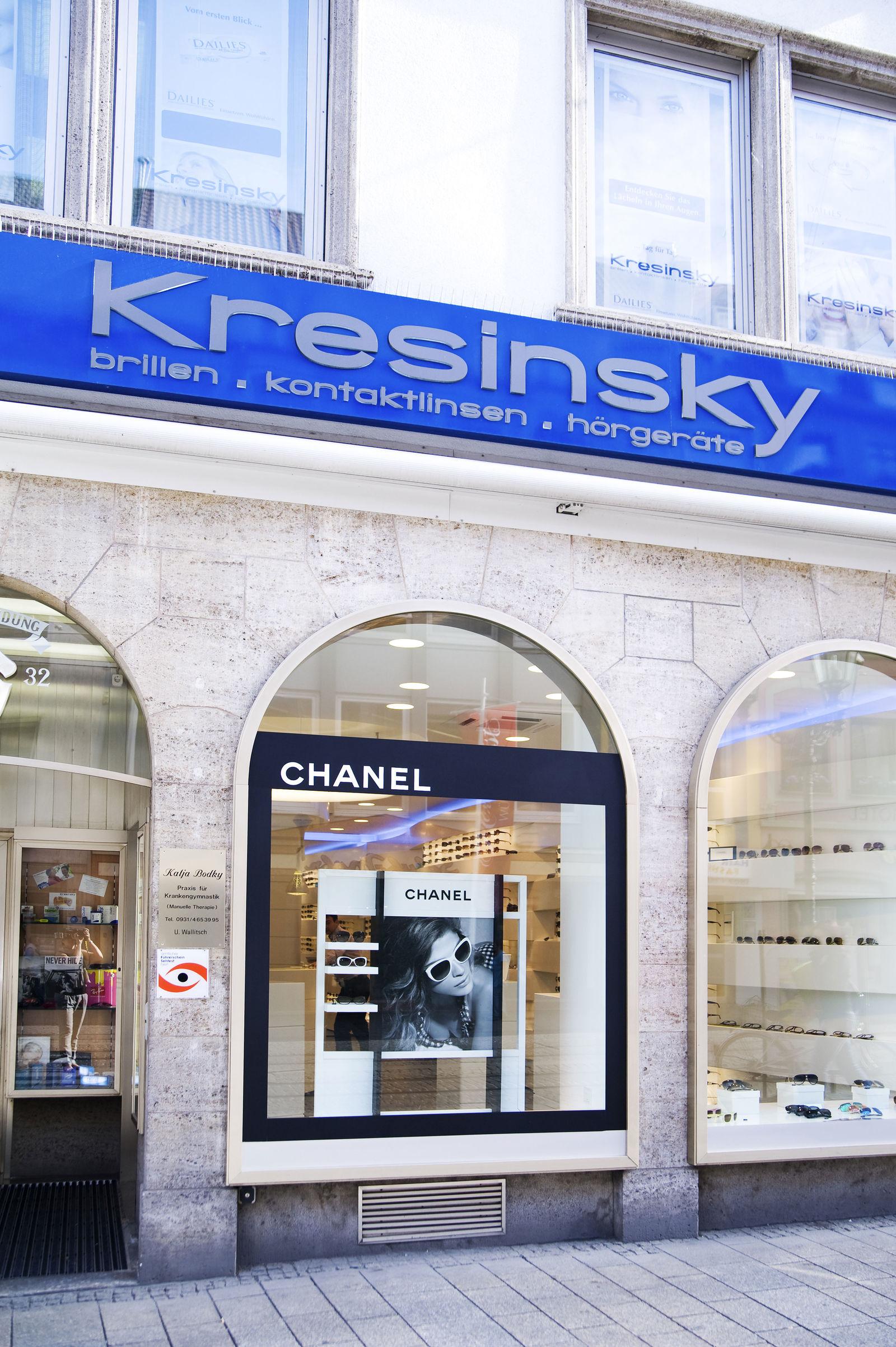 Kresinsky - brillen.kontaktlinsen.hörgeräte in Würzburg (Bild 6)