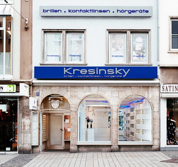 Kresinsky - brillen.kontaktlinsen.hörgeräte in Würzburg (Bild 8)