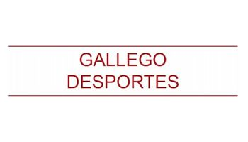 GALLEGO DESPORTES Logo