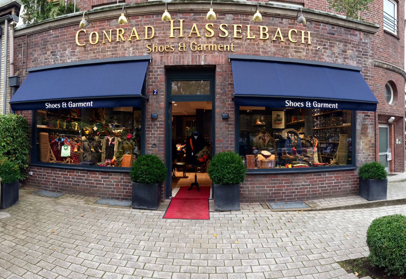 Conrad Hasselbach Shoes & Garment in Hamburg (Bild 1)