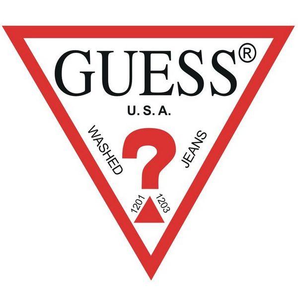 GUESS Beachwear Logo