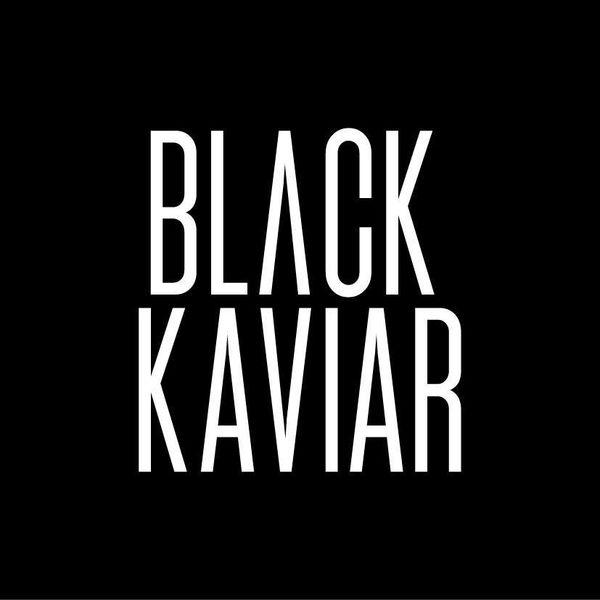 BLACK KAVIAR Logo