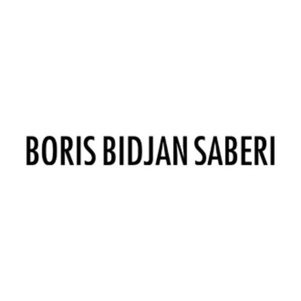 BORIS BIDJAN SABERI Logo
