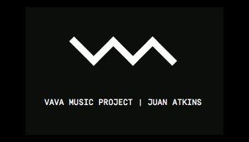 VAVA eyewear x JUAN ATKINS Logo