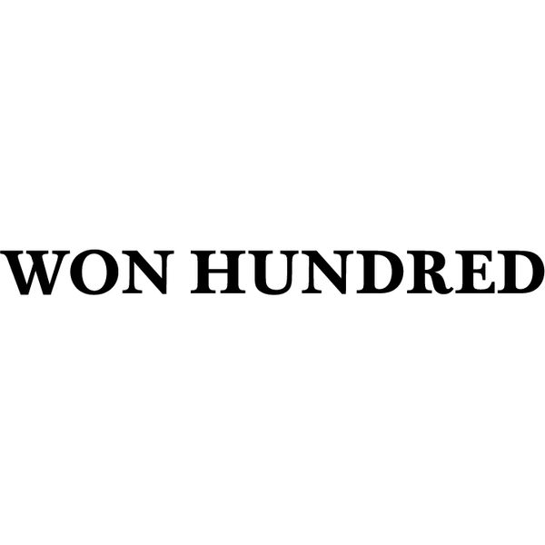WON HUNDRED Logo